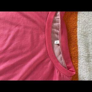 Long Sleeve multi colored tea shirt new xl